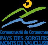 Communauté de Communes PAYS DES SORGUES MONTS DE VAUCLUSE